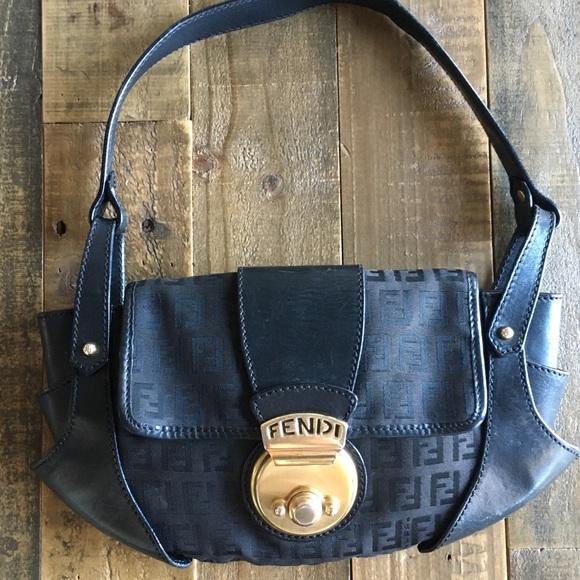 1dd7ad80b9aa47 Fendi Bags   Borsa Tuc Handbag   Poshmark